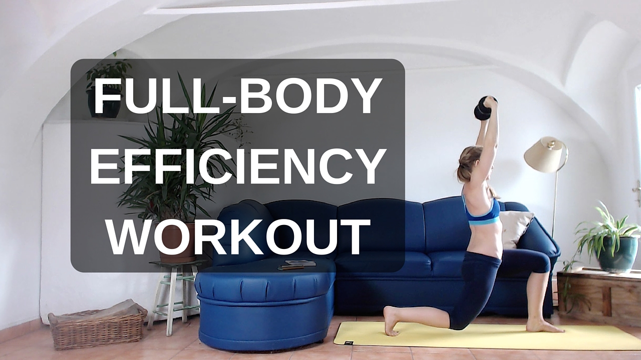 20 Minute Full Body Efficiency Workout Video Festini Fitness